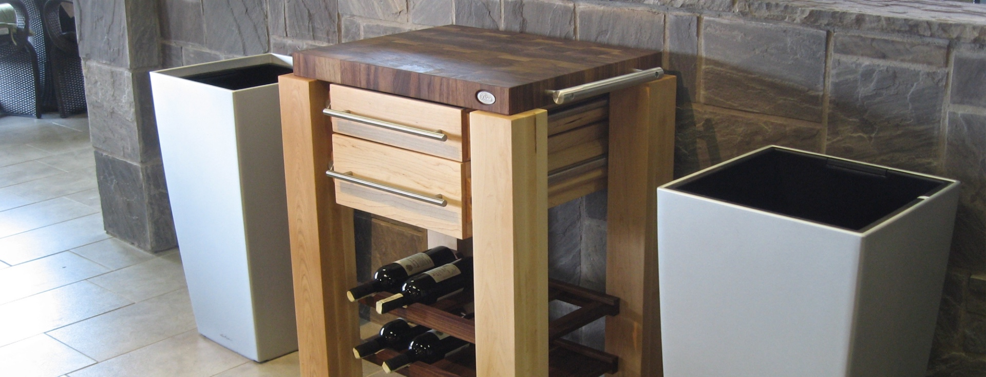 design bloc de boucher a vendre cuisine design et d coration photos. Black Bedroom Furniture Sets. Home Design Ideas