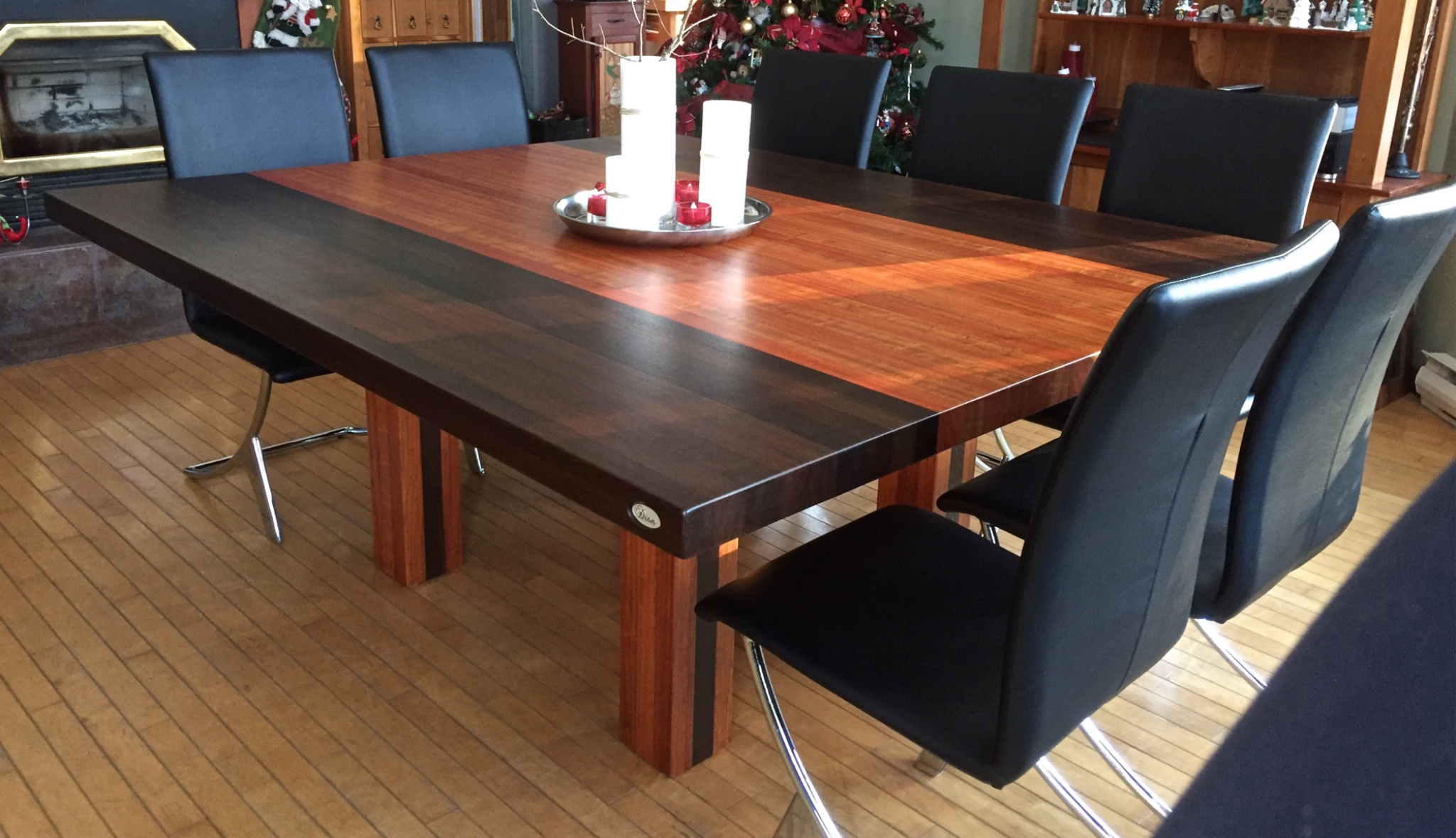 Superb table carree bois massif 13 tables en bois - Table rallonge bois massif ...