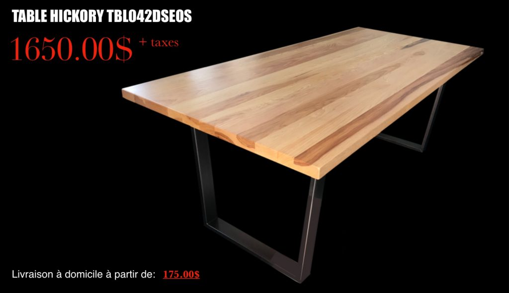 Table Hickory